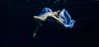Hannah Fraser — модель, актриса и русалка