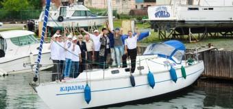Яхта «Караана» пройдёт по пути Витуса Беринга