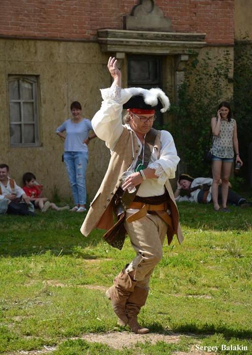 пиратская вечеринка в piligrim porto