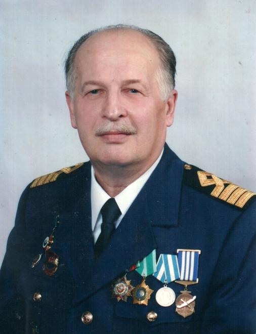 капитан барка Крузенштерн Коломенский