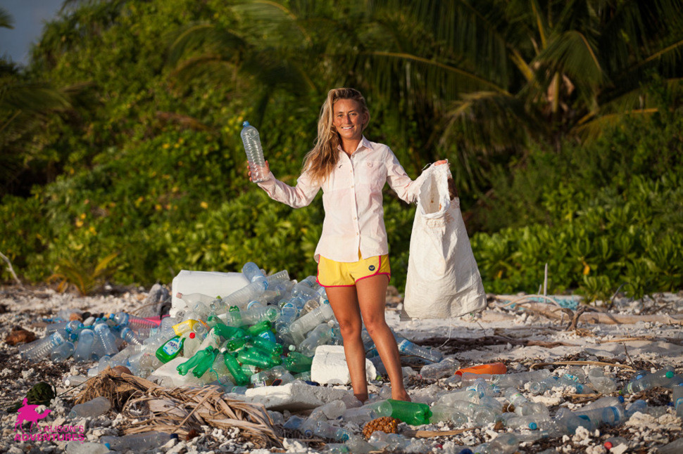 Thilafushi - остров из мусора