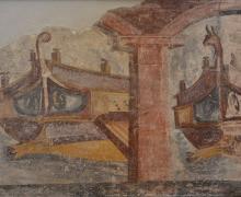 Римские триремы: портрет с натуры