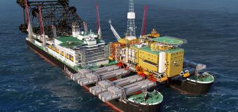 Построено крупнейшее в мире судно «Pieter Schelte»