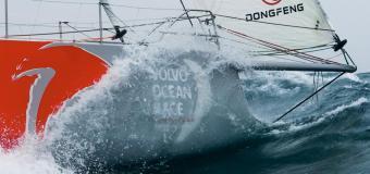 «Volvo Ocean Race 2014-2015» на телеканале OCEAN-TV