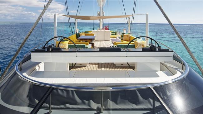 Яхта-кэч «Mondango III»