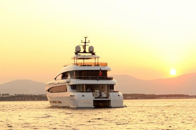 Яхта-катамаран «Quaranta»