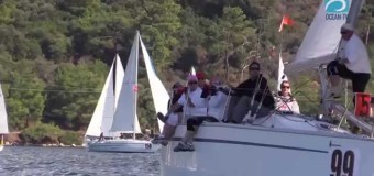 Парусная регата «Marmaris international race week» 2014
