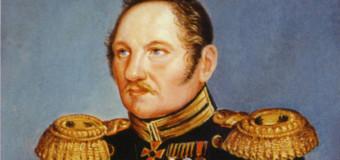 Ф.Ф.Беллинсгаузен  — первооткрыватель Антарктиды