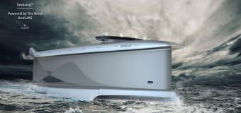 «Vindskip» – корабль-крыло