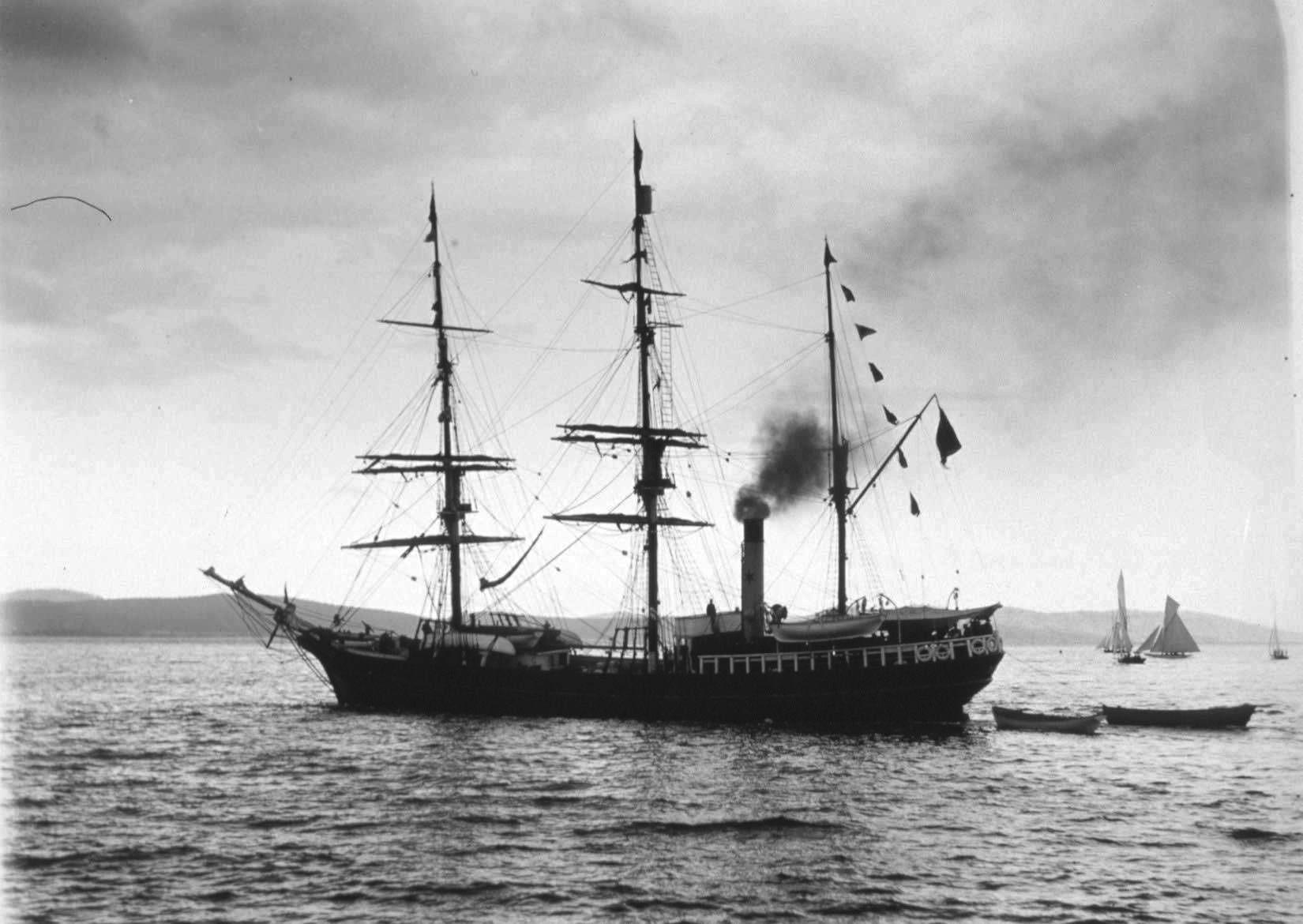 китобойное судно «Южный крест»