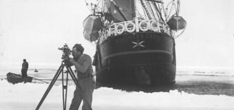 Первая высадка людей на берег Антарктиды