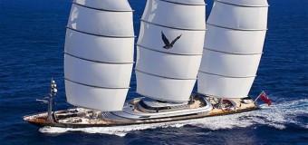 Мегаяхта «Мальтийский сокол» — воплощение мечты