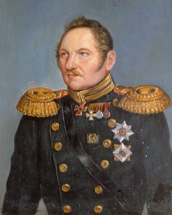 Фаддей Фаддеевич Беллинсгаузен // Fabian Gottlieb Thaddeus von Bellingshausen