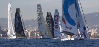 Премьера! «Barcelona World Race 2014-15» на русском языке!
