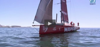 Volvo Ocean Race 2014-15 серия 7
