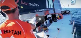 Volvo Ocean Race 2014-15 серия 13
