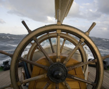 Первая встреча Морского лектория