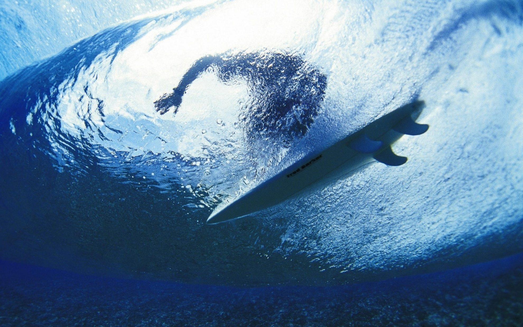 Большая гавайская волна