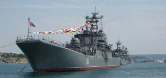 Более 30 кораблей и подлодок ВМФ РФ выполняют задачи в Мировом океане