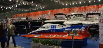 Выставка Moscow Boat Show 2015 открылась
