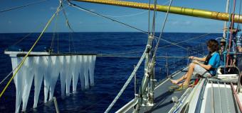 Очистная система для  мирового океана.