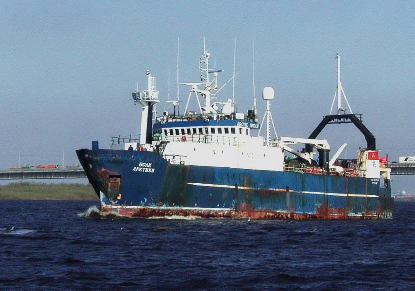 матрос на рыболовное судно мурманск