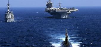 Россия уже готовит «тёплый приём» группировке кораблей НАТО в Черном море