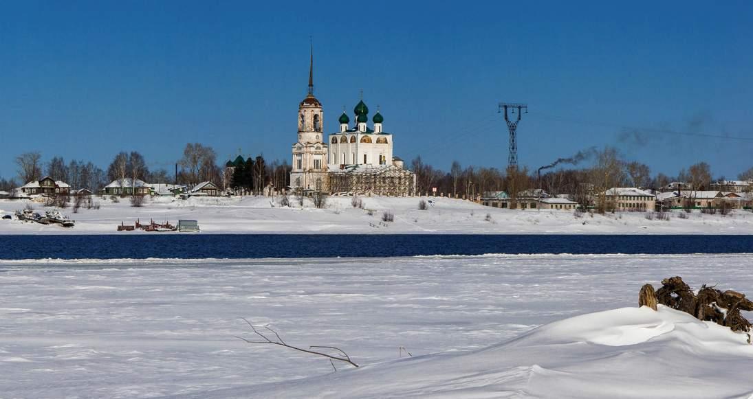 город Сольвычегодск