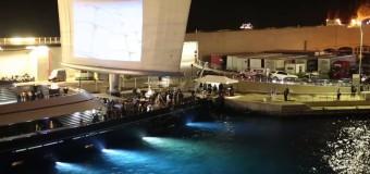 «Мальтийский Сокол» на стоянках Лазурного Берега