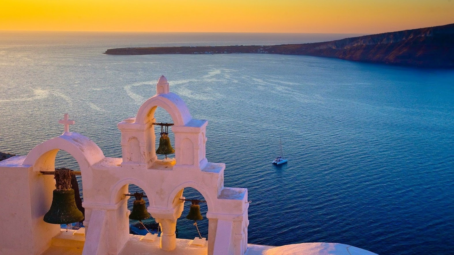Santorini, Greece - Σαντορίνη, Ελλάδα - Санторини, Греция. Фото Igor Russland