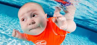 «Подводные дети» фотографа Сета Кастила