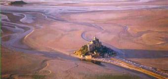 Мон-Сен-Мишель вновь становится островом