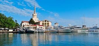 В Сочи стартует выставка яхт и катеров