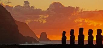 293 года назад был открыт остров Пасхи.