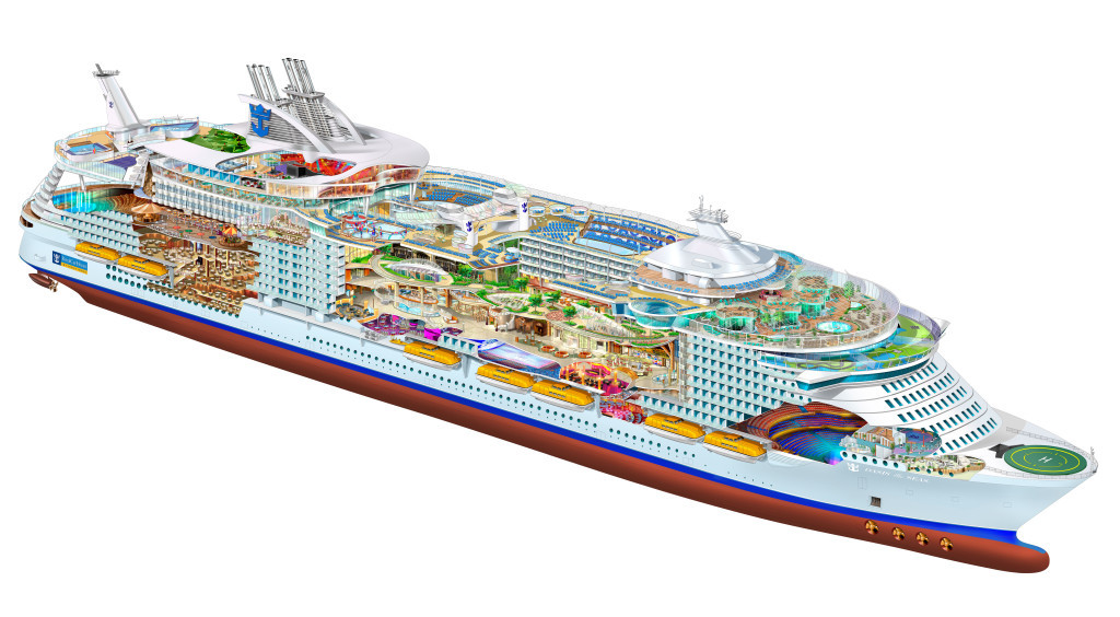 «Oasis of the Seas»