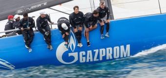 Яхт-клуб Санкт-Петербурга дебютировал в GRAND PRIX КЛАССЕ ТР52