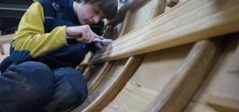 В Санкт-Петербурге завершается строительство четвёртой капитанской гички