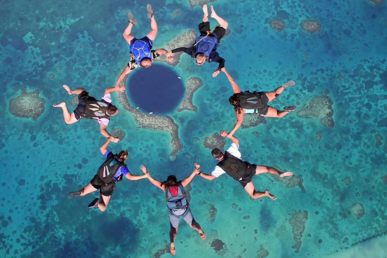Голубая дыра (Great Blue Hole