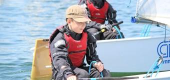 Юные яхтсмены открыли парусный сезон во Владивостоке