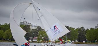 Первый этап Национальной парусной Лиги 2015 выиграла команда яхт-клуба «ПИРогово»