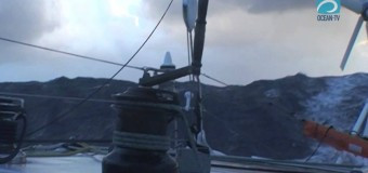 Неделя 8 на Barcelona World Race 2014-15