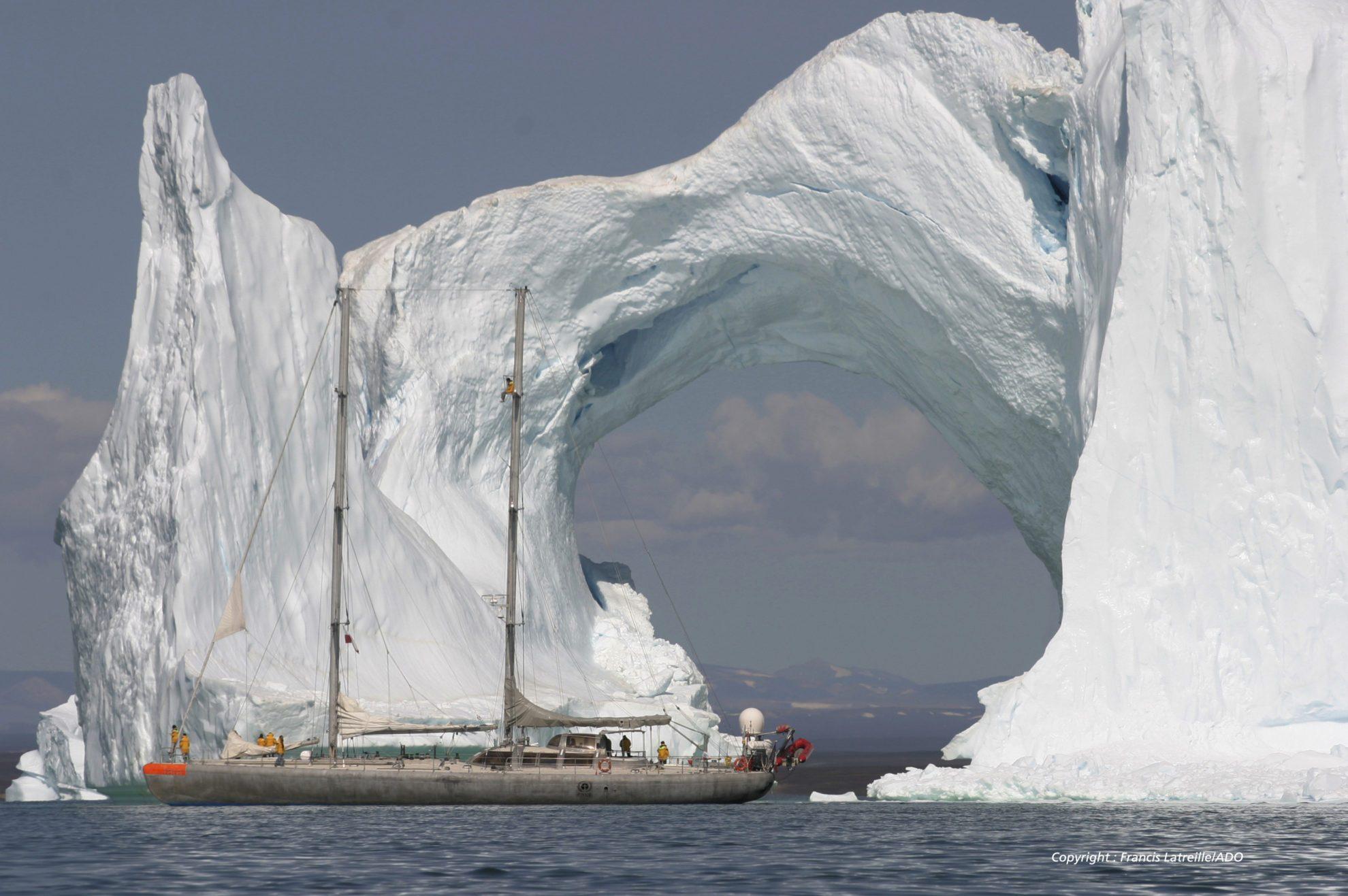 Исследовательская яхта ТАРА