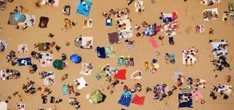 Странные вещи, которые можно встретить на пляже.