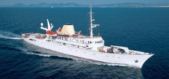 «Кристина О» — фрегат, ставший суперъяхтой