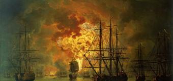 Чесма: крупнейшая морская победа России