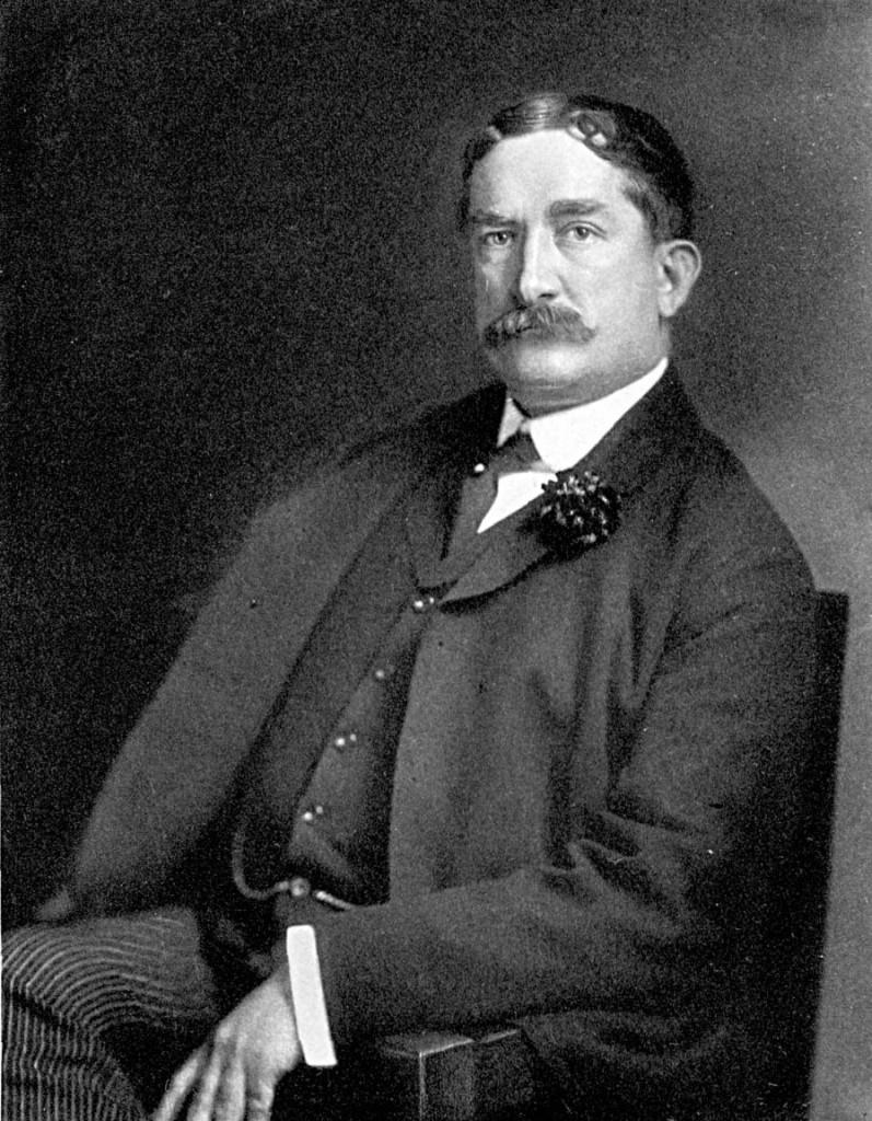 Томас Вильям Лоусон, 1905 г.