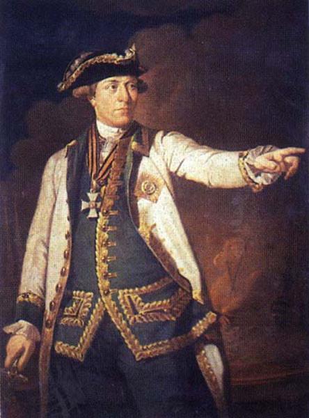 Адмирал С.К.Грейг