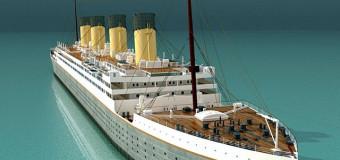 «Титаник по-Сычуаньски». В Китае строят точную копию «Титаника».