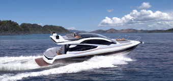 Новинки и премьеры на выставке Volga Boat Show 2015
