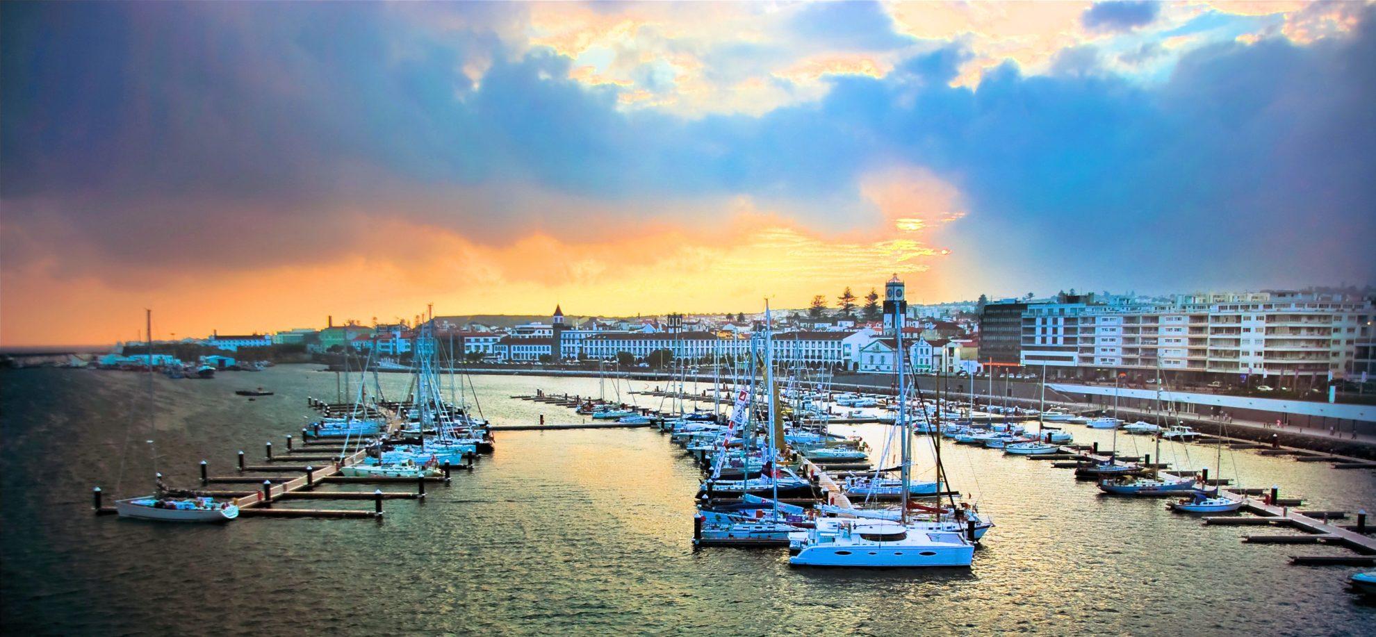 Marina de Ponta Delgada